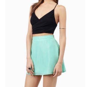 Mint Tobi Skirt